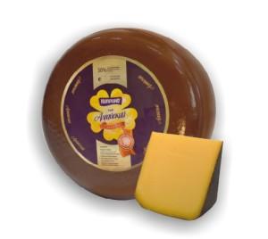 Алтайский сыр Киприно оптом круг 7,5 кг