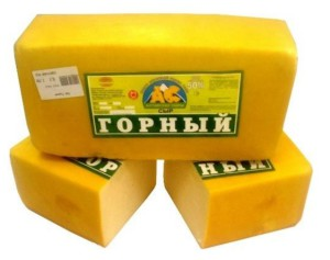 Горный алтайский сыр оптом