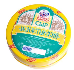Монастырский сыр бабушкина крынка оптом