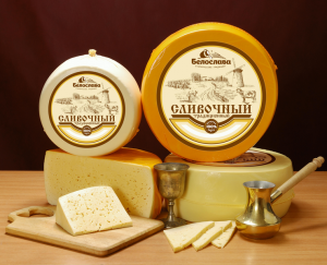 Сливочный сыр Белослава оптом