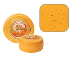 Янтарный беловежский сыр оптом