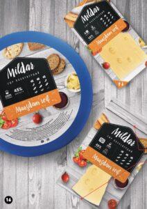 Сыр Maasdam Reif Милдар купить оптом