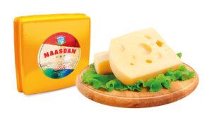 сыр Маасдам Elit Новогрудские дары оптом