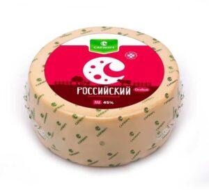 сыр Российский Особый Сармич купить оптом